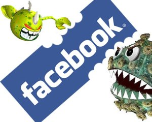 Angry Facebook Monsters