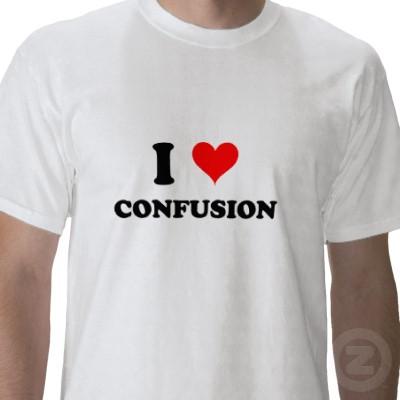 I heart confusion