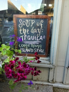 tequila soup
