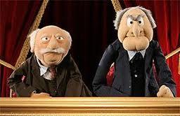 grumpy muppet show men