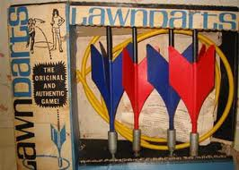 Lawn Darts were banned in 1988