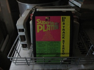 8 Track The Platters