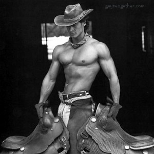 Smokin' Hot Cowboy