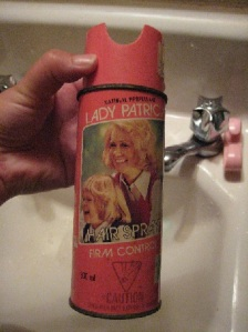 Lady Patricia Hair Spray