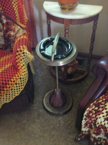 ashtray on stand