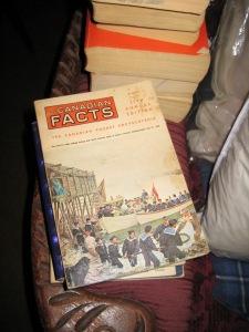 Books on Canada