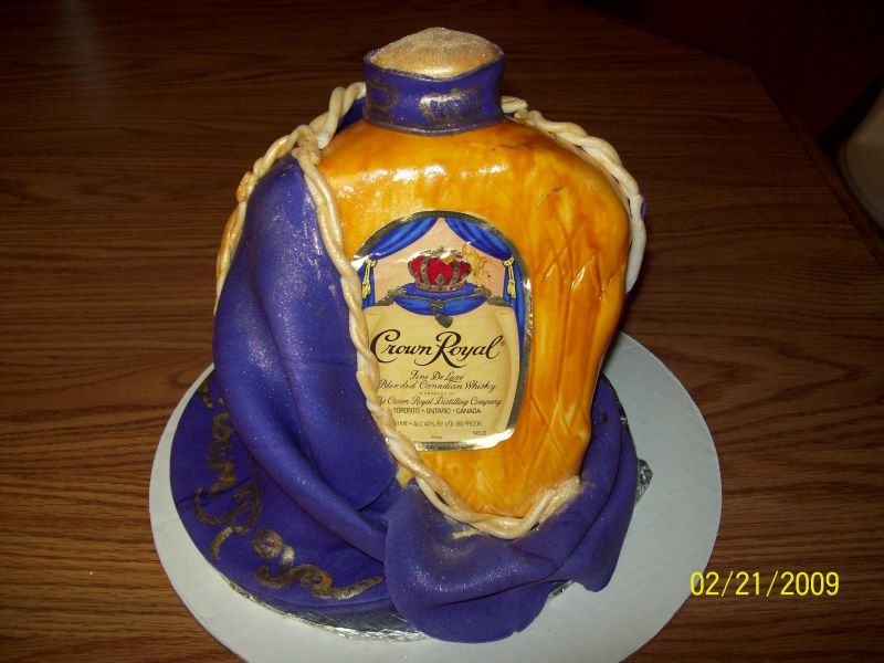 Cake With Crown Royal : Friday Spotlight with Raine Thomas D.C. McMillen