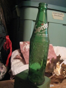 Sprite Pop Bottle