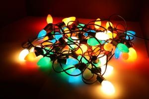 old fashion light bulbs
