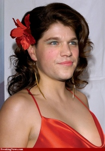 matt damon as a woman