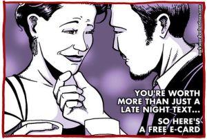 e-card valentine