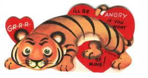 aggressive valentine