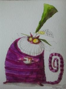 Ken Turner's Cheshire Cat Print