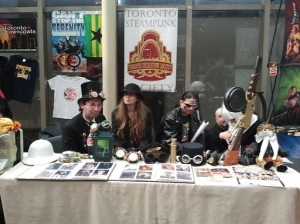 Steampunk Society