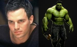 Mark Ruffalo - The Hulk