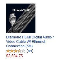 $2695 video cable