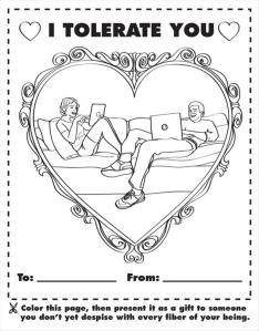 funny valentines day pictur