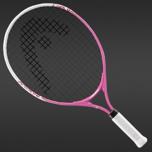 Pink Head Tennis Racket