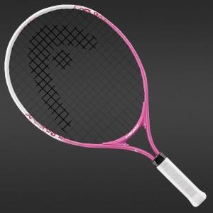 Pink Head Tennis Racket