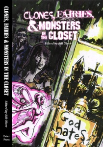 Clones Fairies and Monsters in the Closet cover